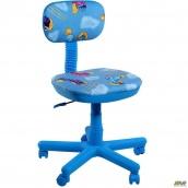 Кресло AMF Свити Пони 650x650x920 мм голубой