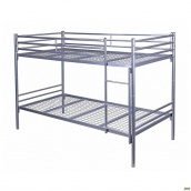 Кровать двухъярусная AMF AMF-1 90200 2 алюм