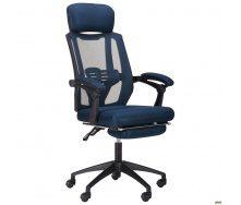 Офисное кресло AMF Art темно-синий