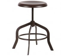 Металлический стул AMF Ringo кофе винтовой