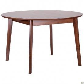 Стол обеденный AMF Паддингтон 1200-1500х750 мм раздвижной орех светлый