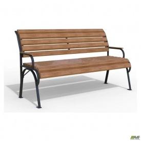 Уличная скамейка AMF Соната 1500х690 мм