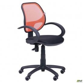 Крісло AMF Байт АМФ-5 сітка 580x550x1020 мм помаранчевий