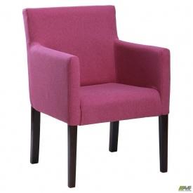 Кресло Лорд Сидней-14 ножки темный орех 600x640x870 мм