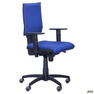 Кресло Маск LB Квадро-20 690x690x1050 мм синее