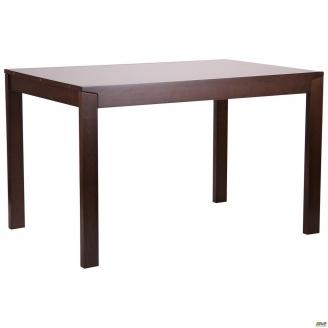 Раздвижной стол АМФ Милтон 1200-1660х800х740 мм темный деревянный