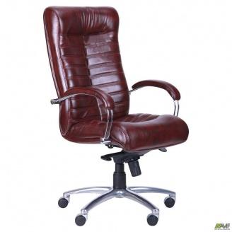 Кресло AMF Орион HB хром Мадрас 620x750x1240 мм фирензе