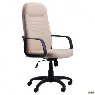 Офисное кресло АМФ Стар Пластик 650x740x1300 мм бежевый цвет Неаполь N-17