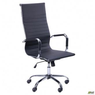 Кресло AMF Slim HB XH-632 черный