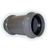 Муфта полівінілхлоридна Кристал 110 мм