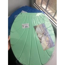 Крышка на унитаз пластиковая Ракушка