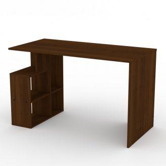 Письменный стол Компанит Ученик-3 ДСП 1200х738х600 мм орех-эко