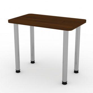 Кухонний стіл КС-9 Компаніт ДСП 726х900х550 мм яблуня
