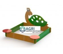 Пісочниця черепаха Kiddie A-5630