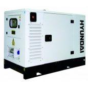 Дизельна електростанція Hyundai DHY18KSEM + ATS