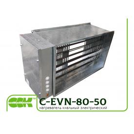 Канальний нагрівач електричний C-EVN-80-50-31,5