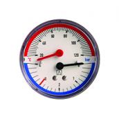 "Термоманометр Afriso TM 80 1/2"" 4 бар"