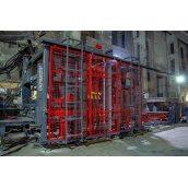 Автоматична лінія вібропресування Васт-Сервіс VPS-600 40 кВт