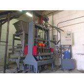 Вібропрес Васт-Сервіс ПС-130 напівавтомат 8,5 кВт для виробництва будівельних блоків та тротуарної плитки
