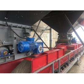 Бетоносмесительная установка Васт-Сервис БСУ-20М 52 кВт для изготовления мелкоштучной бетонной продукции цементно-растворными материалами