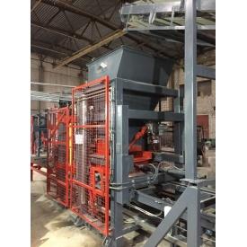 Вибропресс Васт-Сервис VPS-400 A 19 кВт для производства тротуарной плитки