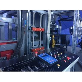Вибропресс Васт-Сервис VPS-500 автоматический 19 кВт для производства стенового блока
