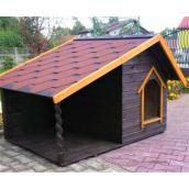 Деревянная будка Энгельгарт