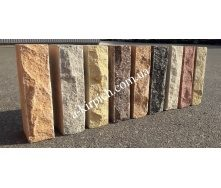 Облицовочный кирпич LAND BRICK скала полнотелый 250х100х65 мм
