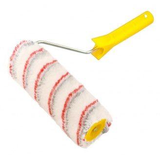 Валик Мультиколор ВІСТ з ручкою 8 мм 48/250 мм