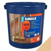 Лак акриловый Smile Wood Protect SL-42 2,3 кг бесцветный глянец