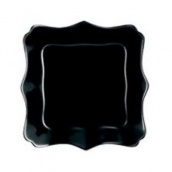 Тарелка десертная Luminarc Authentic Black 20,5 см (J1336)