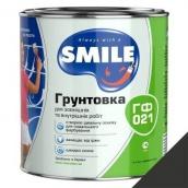 Грунтовка Smile ГФ-021 0,9 кг черный