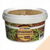Шпаклевка для дерева Triora 0,8 кг ясень