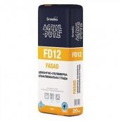 Шпаклевка цементно-полимерная Sniezka Acryl-Putz FD 12 Fasada 20 кг