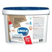 Шпатлевка стартовая Smile SP-12 5 кг