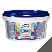 Краска гидроизоляционная Atoll Rezin SF-16 0,9 кг серый RAL 7012
