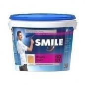 Краска-грунт структурный Smile SD-51 14 кг 10 л матовый