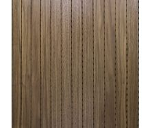 Акустична перфорована панель Decor Acoustic Горіх 2400х576х16 мм