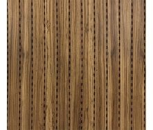 Акустична перфорована панель Decor Acoustic Зебрано 2400х576х16 мм