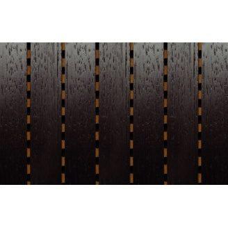 Акустична перфорована панель Decor Acoustic Венге 16 мм