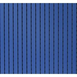 Акустическая перфорированная панель Decor Acoustic RAL painted 2400х576х16 мм