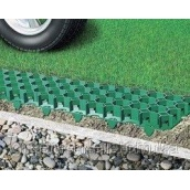Решетка газонная пластиковая 38х400х600 мм зеленая