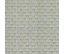 Мозаїка Grand Kerama шахматка беж матовий-беж колотий 300х300 мм (523)