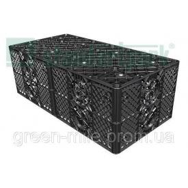 Инфильтрационный дренажный блок GRAF полипропилен 300 л 1200х600х420 мм