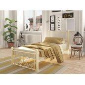 Ліжко Нарцис Міні 900х2000 мм на дерев'яних ногах