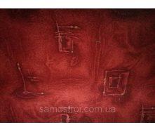 Ковровая дорожка 2 м красная