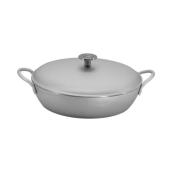 Сковорода-жаровня Пролис с крышкой 26 см (СЖ-260)