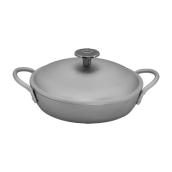 Сковорода-жаровня Пролис с крышкой 20 см (СЖ-200)