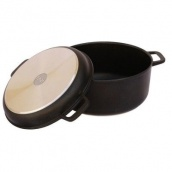Кастрюля Биол с крышкой-сковородой 4 л К402П