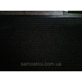 Входой коврик с кантом на резиновой основе 40х60 см